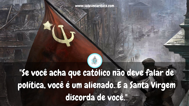 comunismo e a igreja católica