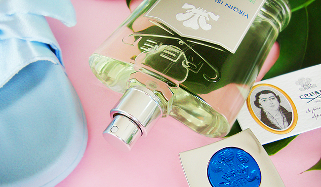 beautycare.ch, creed virgin island water, blogger review