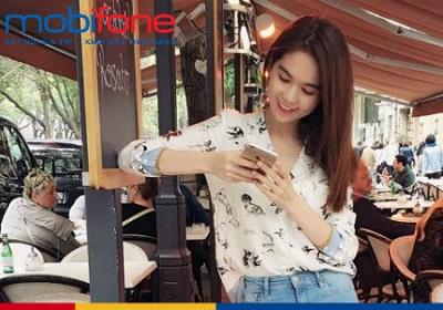 Khuyến mãi MobiFone ngày 9/5/2018