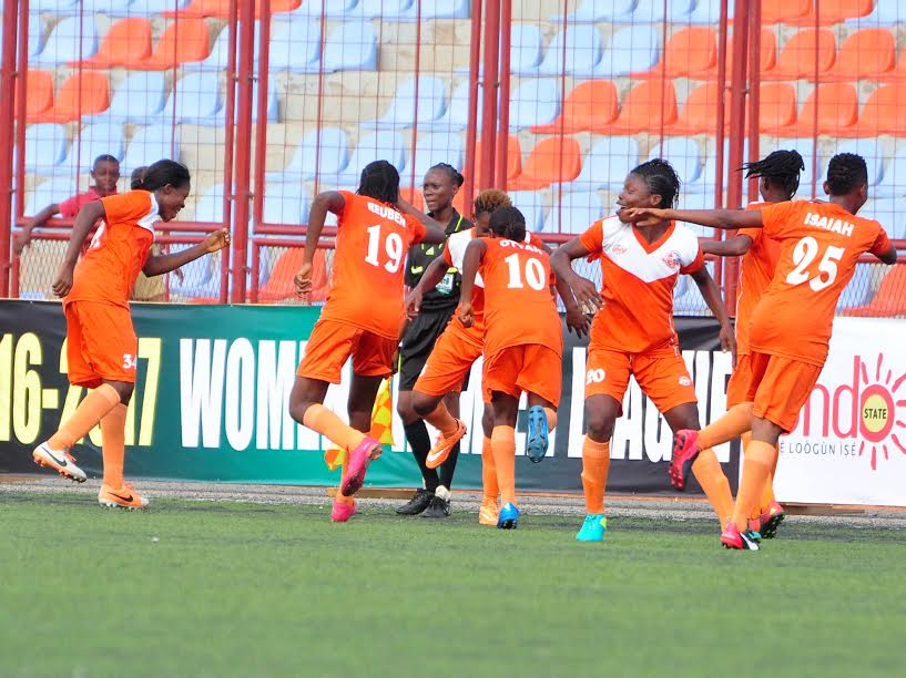 11 Amazing facts and stats from the 2016/17 Nigeria Women Premier League first stanza