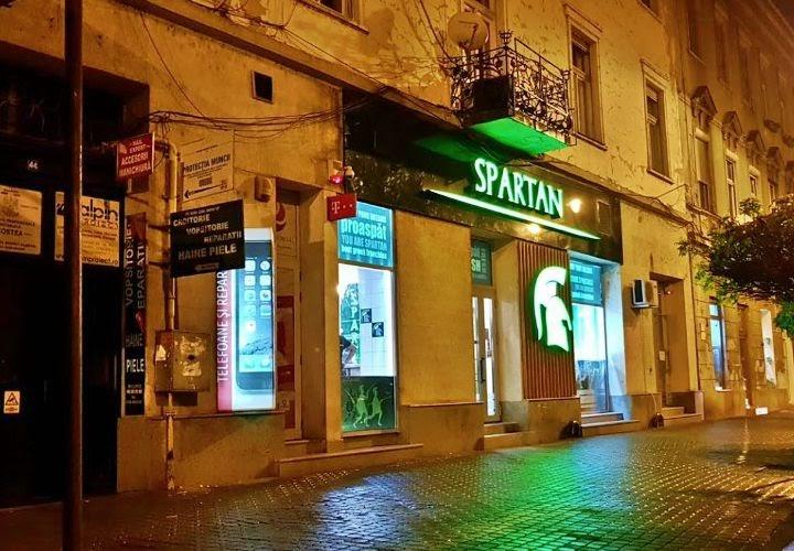 Fast Food Spartan Arad