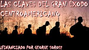 Caravana de Migrantes Centroamericanos - ¿Por qué se van de Centroamérica?