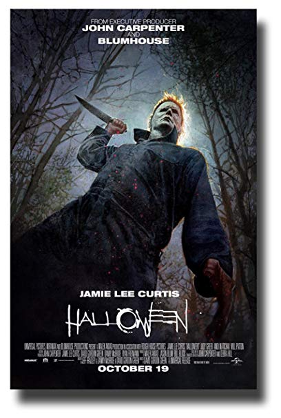 be13b5cecda9 Halloween is a 2018 American slasher film directed by David Gordon Green  and written by Green
