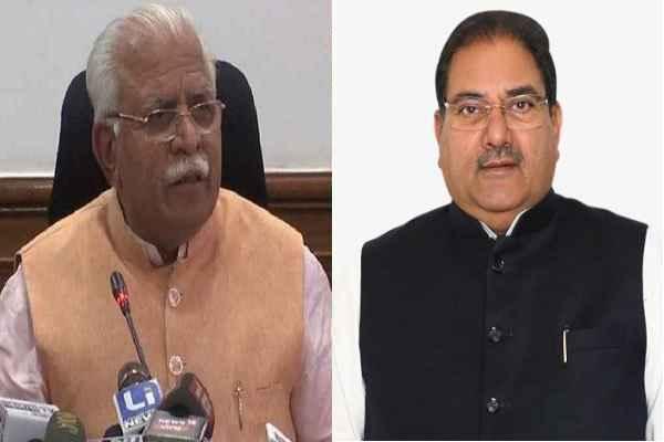 inelo-leader-abhay-chautala-meet-cm-manohar-lal-khattar-for-alliance
