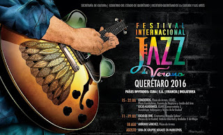 Inicia el Festival de Jazz de verano en Querétaro - México / stereojazz