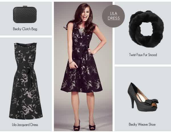 Black Tie Formal Wedding Guest Dresses Outfits