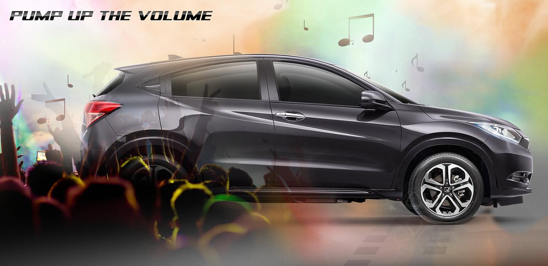 Info Harga dan Promo Honda HR-V