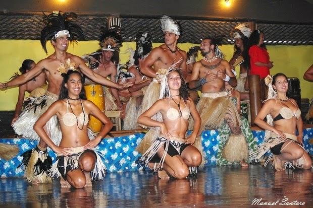 Isola di Pasqua, Hanga Roa, balletto Kari Kari