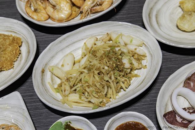 MG 1797 - 熱血採訪│拼鮮海產泡飯,來吃海鮮吃到怕!點一碗泡飯就能吃2餐,份量遠遠超過佛跳牆的等級啦!