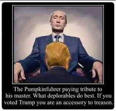 Image result for trump sucks putin's dick