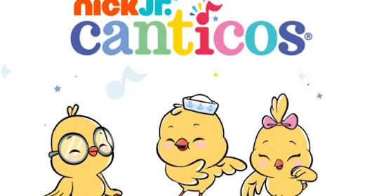 Canticos on Nick Jr.