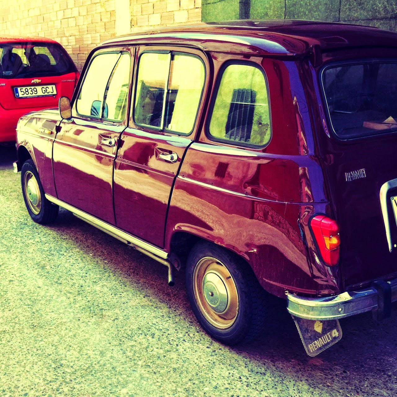 Porelpiano: Renault 4L Súper