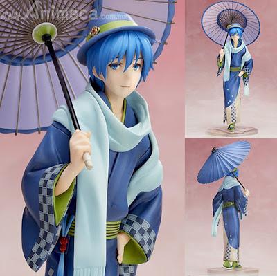 Figura Kaito Hanairogoromo Edición Limitada Vocaloid