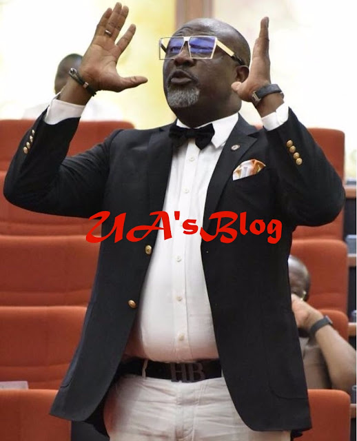 Why I Won't Surrender To The Police — Melaye