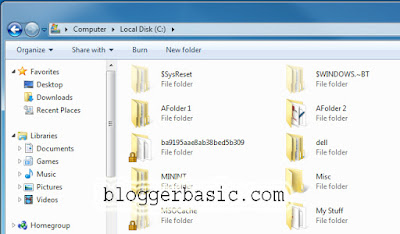 How To Hide Files & Folder In Windows 7, 8, 10 ?