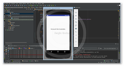 Android Studio - Check Internet Connection