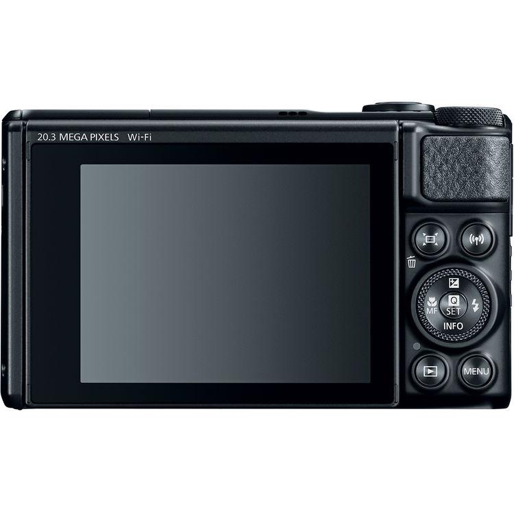 Задняя панель Canon PowerShot SX740 HS