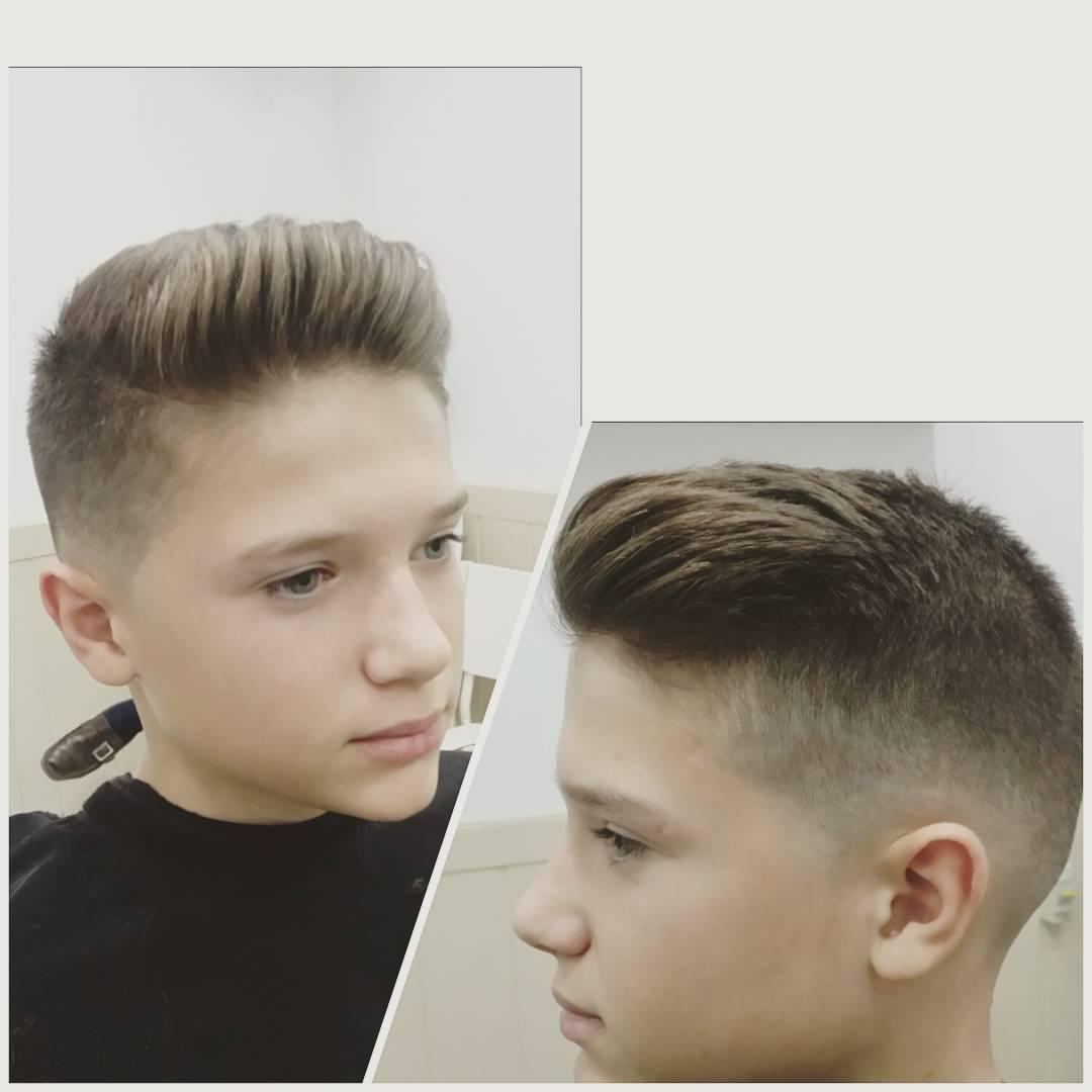 Peluquer a caballeros nuevo estilo cortes mes de octubre - Nuevo estilo peluqueria ...