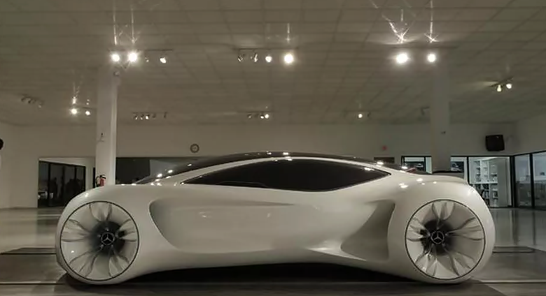 Mercedes-Benz Biome Concept Cost