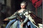 Catalina II de Rusia -la Grande- una de los monarcas del Despotismo ilustrado