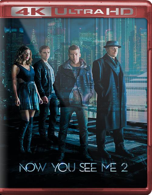 Now You See Me 2 [2016] [UHD] [2160p] [Latino]