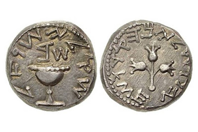 En el censo los israelitas varones mayores de veinte años, debió pagar medio Shékel de plata; que era usado para la construcción del Santuario.
