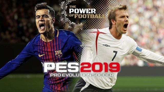 PES 2018 PS4 - NEW SEASON PATCH 2019 AIO
