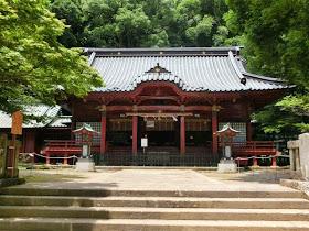 伊豆山神社(熱海市)