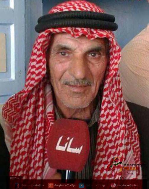 رجل سبعيني من محافظة السويداء في سورية يعود لمقاعد الدراسة عبر امتحان شهادة التعليم الأساسي