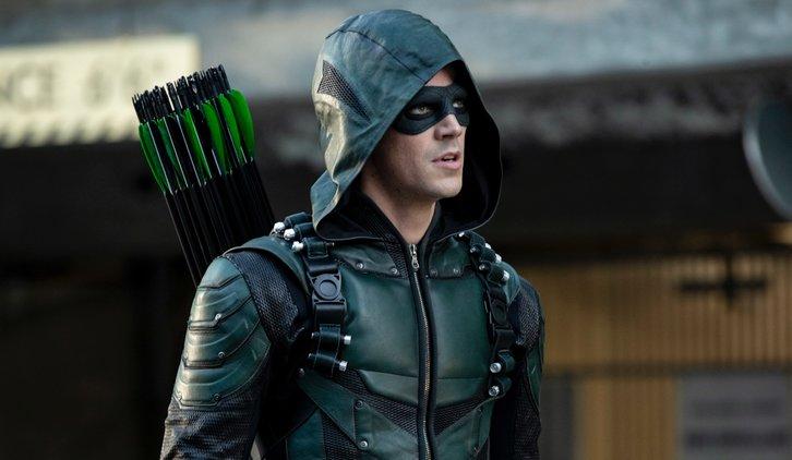 Arrow - Episode 7.09 - Elseworlds, Part 2 - Promo, Sneak Peek, Promotional Photos + Press Release