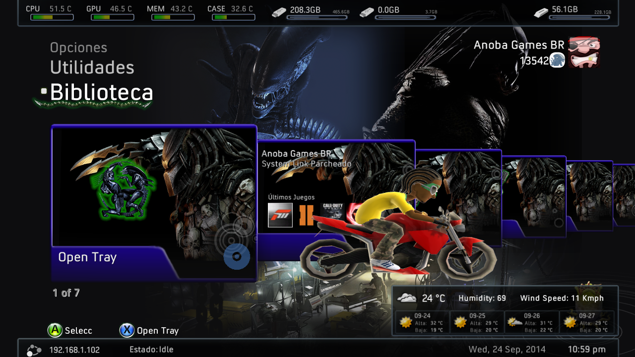 Freestyle Dash 3 Rev 775 Download Jtag Rgh – Fondos de Pantalla