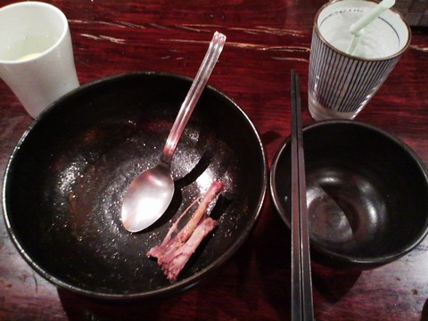 食後 スープカリー奥芝商店札幌駅前創成寺