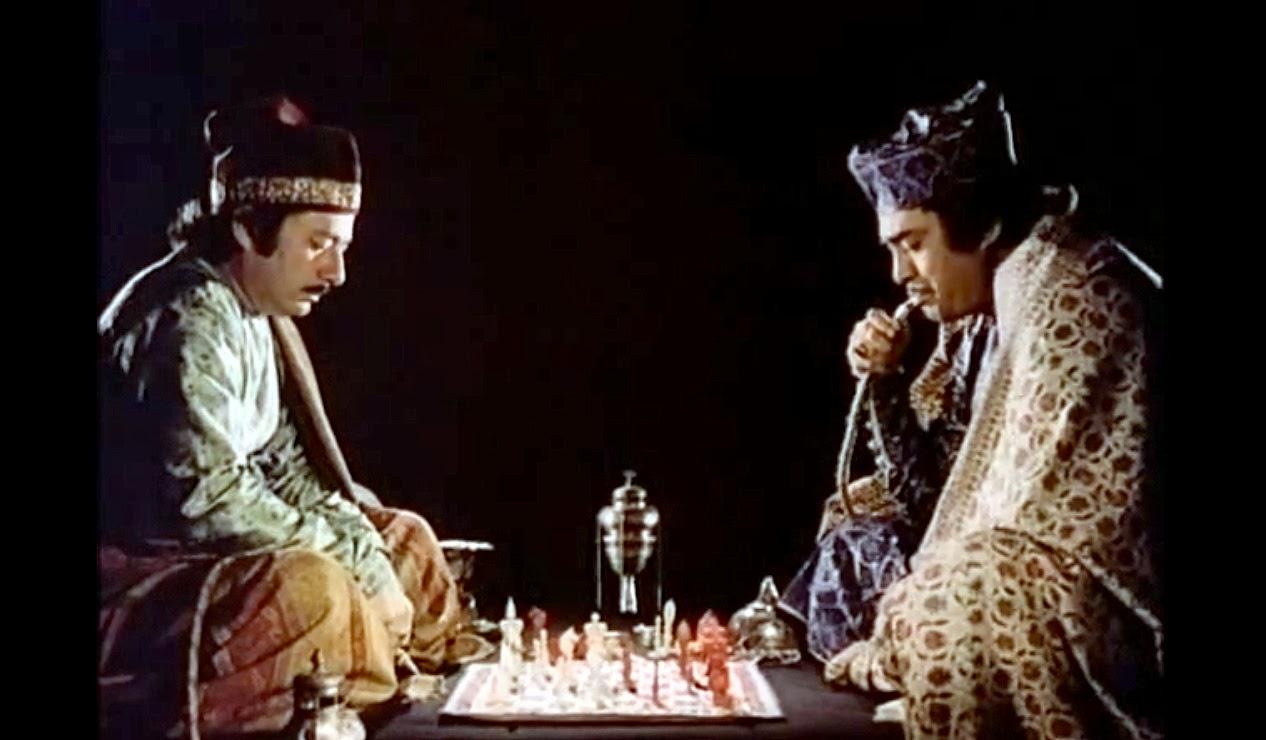 Kashmir in Satyajit Ray's Art |Search Kashmir
