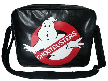 Official Ghostbusters No Ghost logo bag