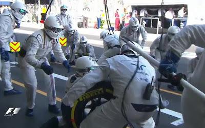 Το γρηγορότερο pit stop στην ιστορία της Formula 1 (Video)