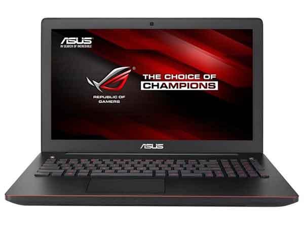 Laptop untuk mahasiswa pelajar - Asus tipe ROG G56JK-EB72