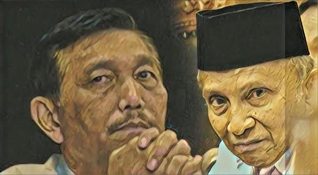 Rizal: Ganti Luhut Pak Presiden! Jika Tidak, Maka…