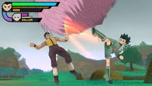 Download Hunter x Hunter - Wonder Adventure Japan Game PSP for Android - www.pollogames.com
