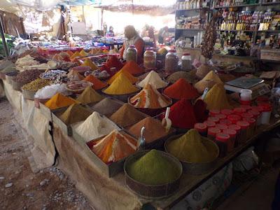 Rissani mercado