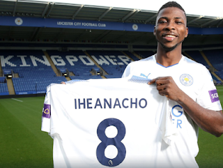 Iheanacho's Leicester target win at Bournemouth.
