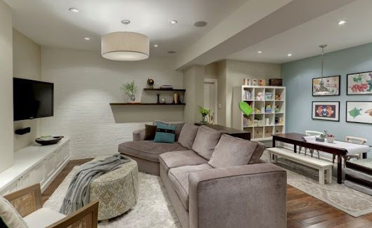 Basement Ideas for Entertainment