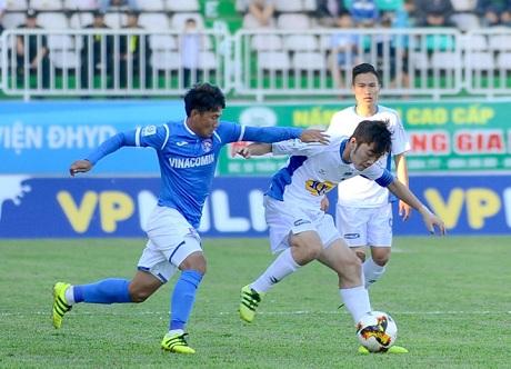Trận cầu quyết định việc lên hạng của Than Quảng Ninh