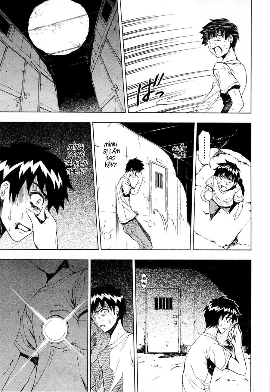 Ibitsu chap 8 trang 17