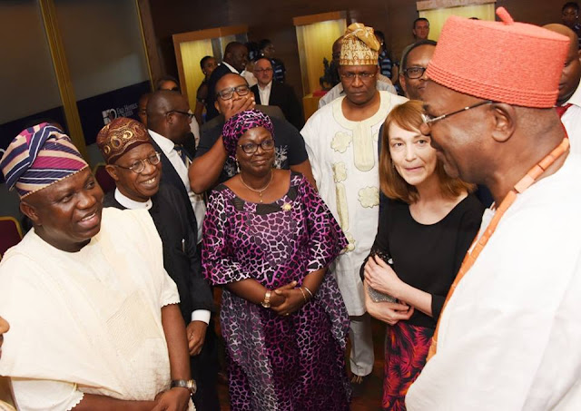 Ambode moves to transform Onikan