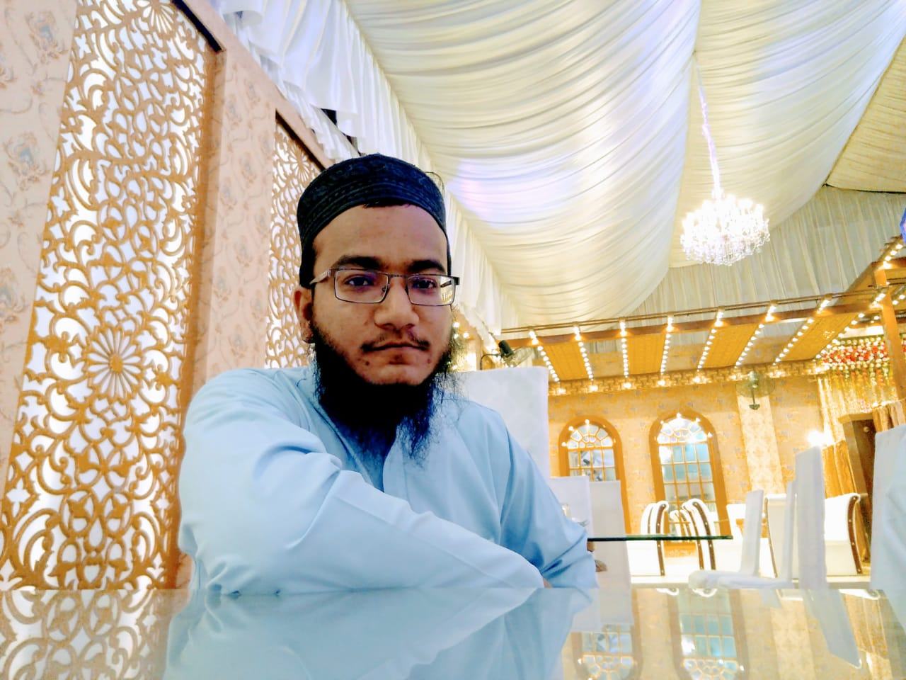 Molana Anwar Khalid - North Nazimabad Karachi Teacher