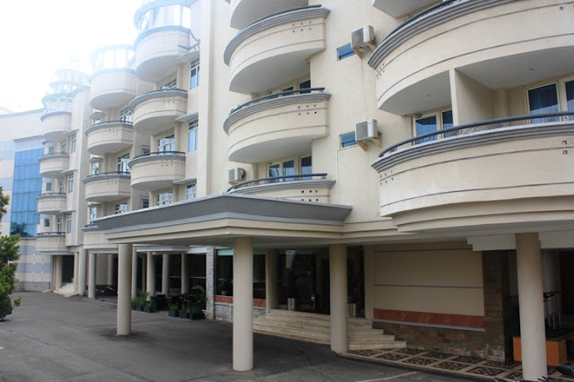 Menginap di Hotel Swiss-Belinn Batam
