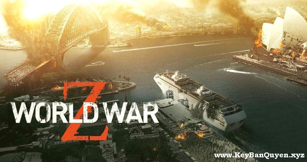 Tải Games World.War Z - CODEX bản Full mới nhất , Trò chơi bắn súng nhóm.