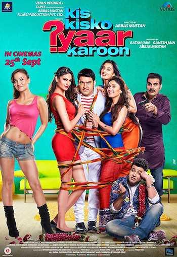 Kis Kisko Pyaar Karoon 2015 Hindi Full Movie Download