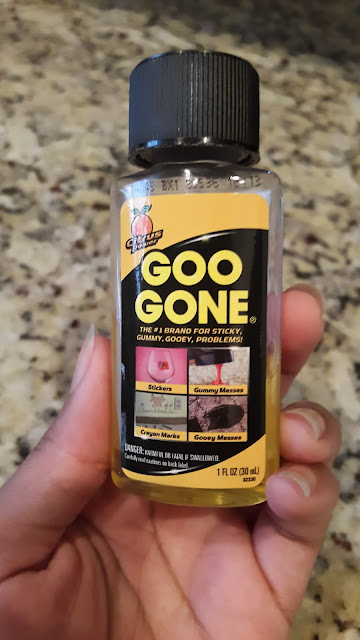 Goo Gone - www.modenmakeup.com