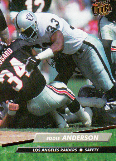 4aa5e2b2a A Pack To Be Named Later: 1992 Fleer Ultra Football
